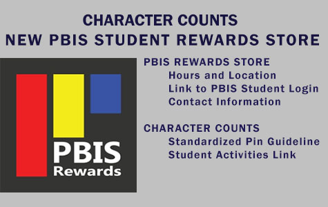 Character Counts & PBIS Student Rewards