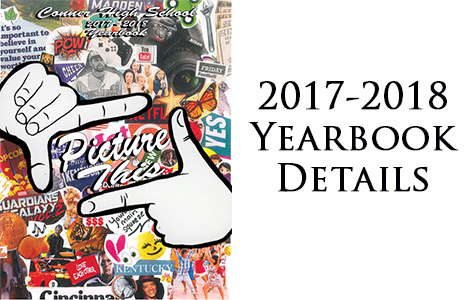2017 -2018 Yearbook Combo Information