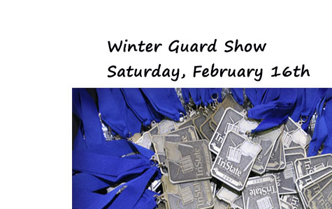 Winter Guard Show