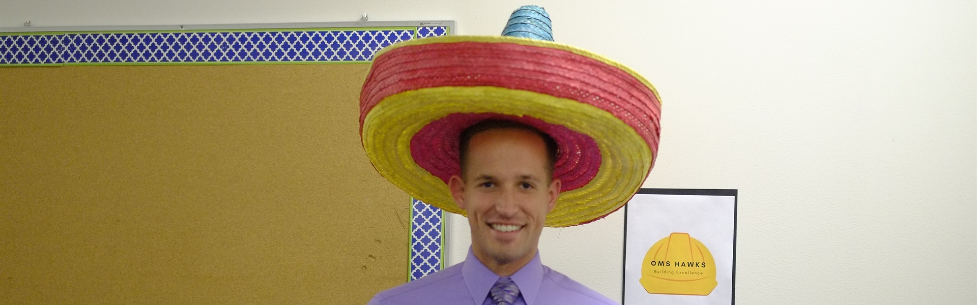 September Teacher of the Month:  Mr. Koch