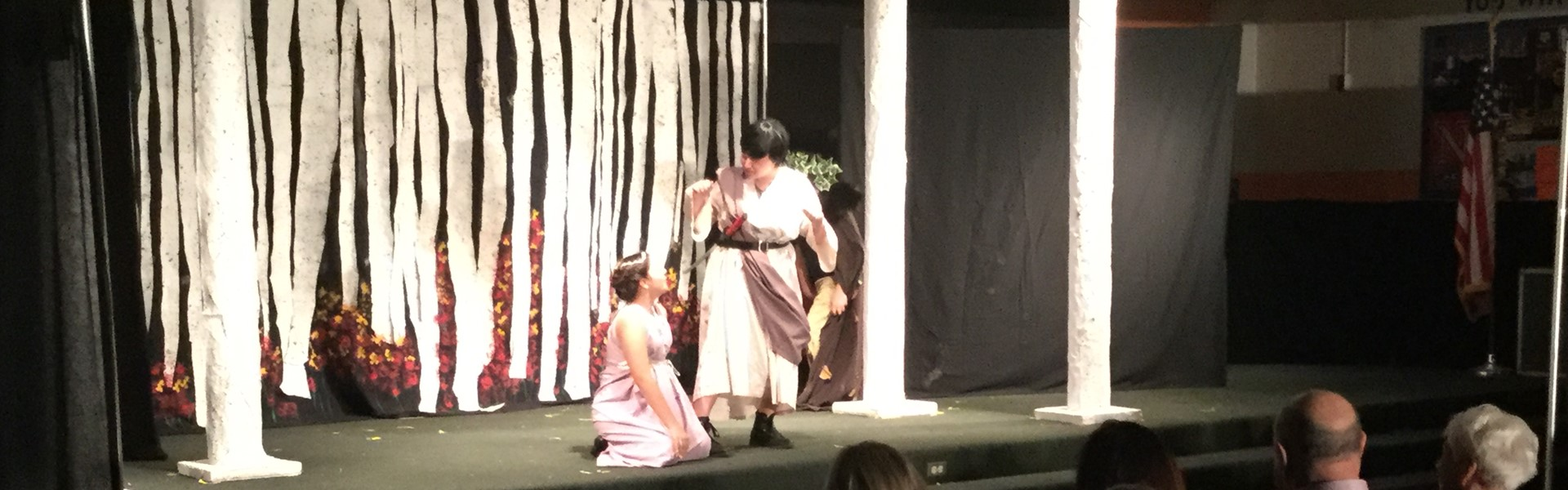GMS production of Midsummer Night's Dream