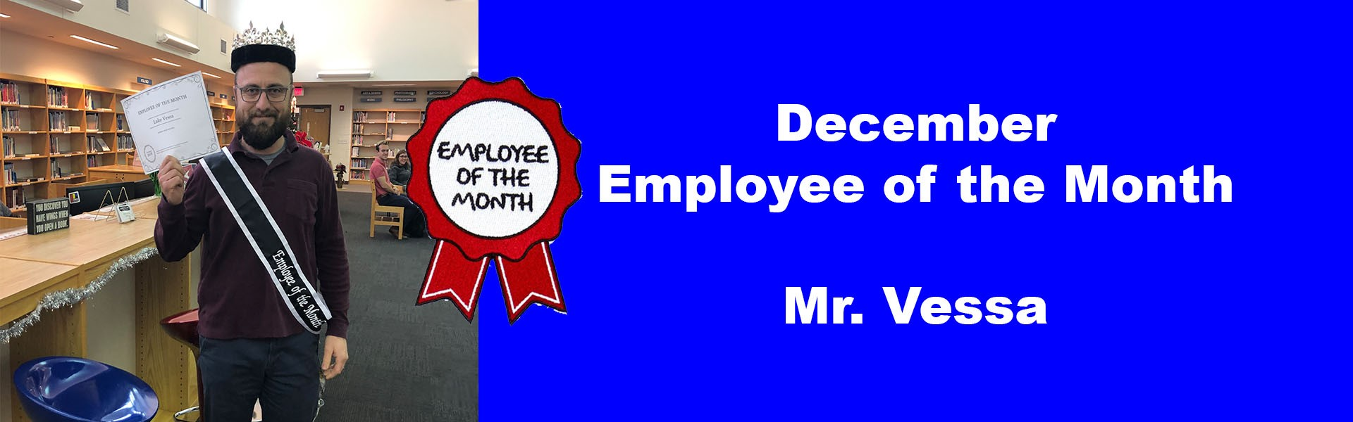 December Employee of the Month