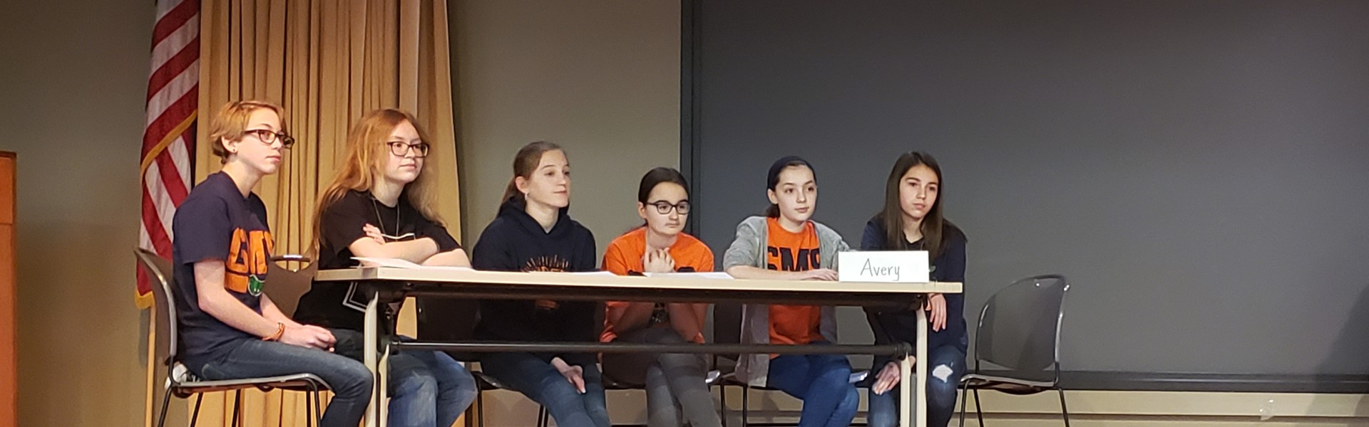 2nd Annual Battle of the Books Champions