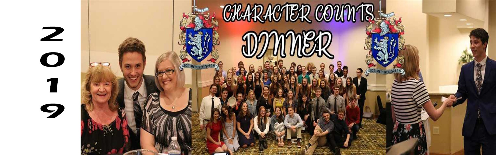 Character Counts Dinner 2019