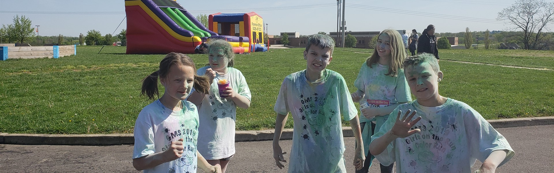 GOTR Color Run Fun