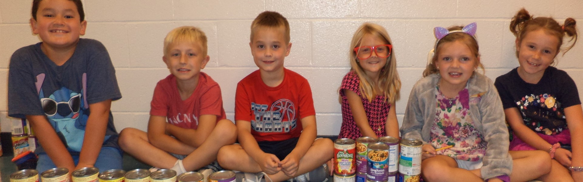 Go Pantry! Food Drive