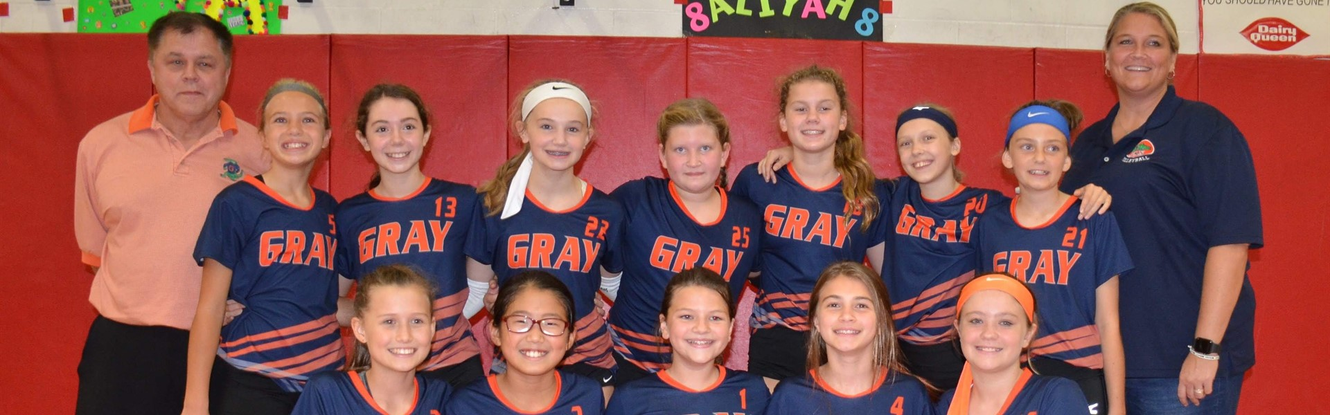 6th Grade Volleyball