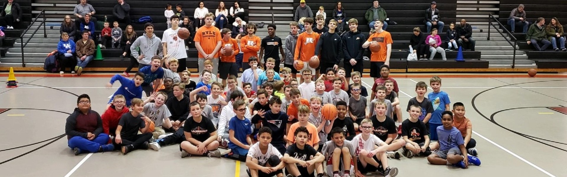 NH Basketball - Ryle Raiders Camp