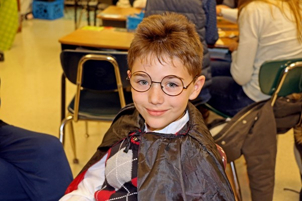 Harry Potter Science Night