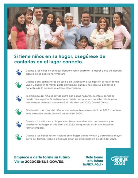 young children census spanish
