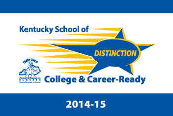 KY school of distiction, college ready 2014-15