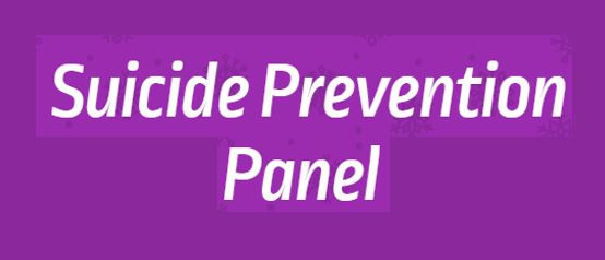 Suicide Prevention Panel