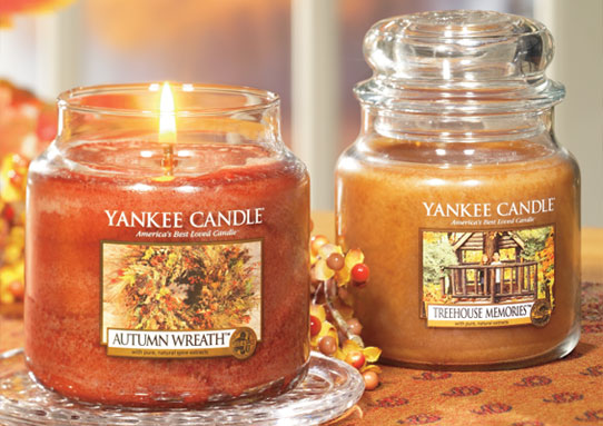 Yankee Candle fundraiser