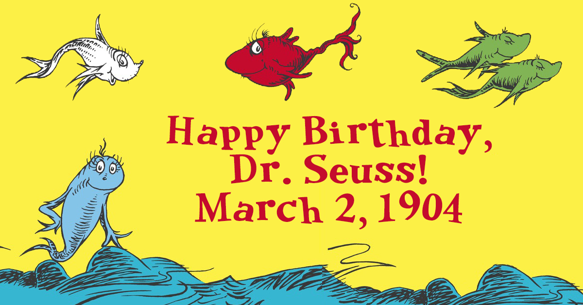 Seuss Birthday