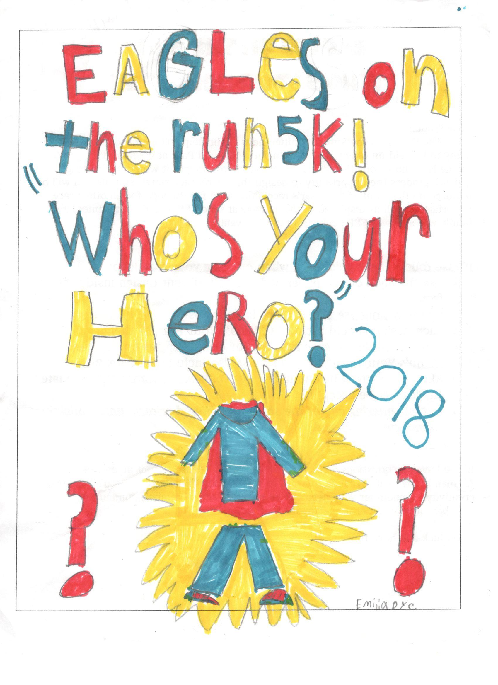 Who's Your Hero 5K!