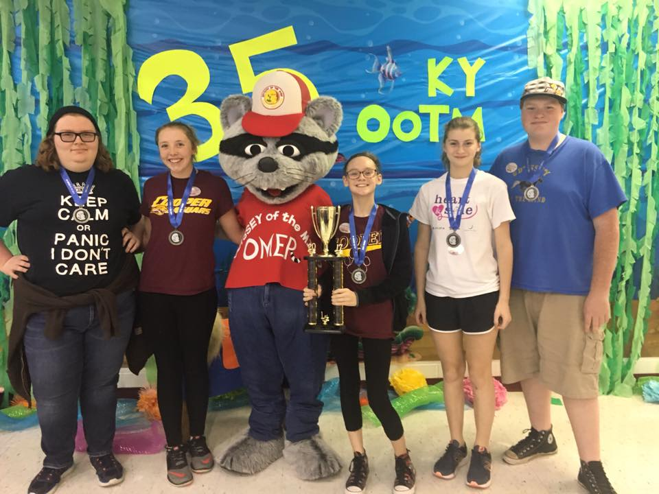 CEMS Odyssey of the Mind
