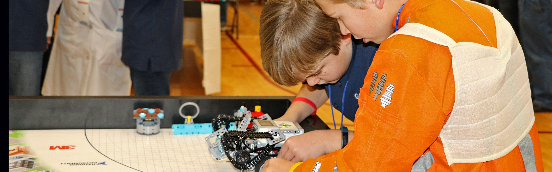 Lego League 12/17
