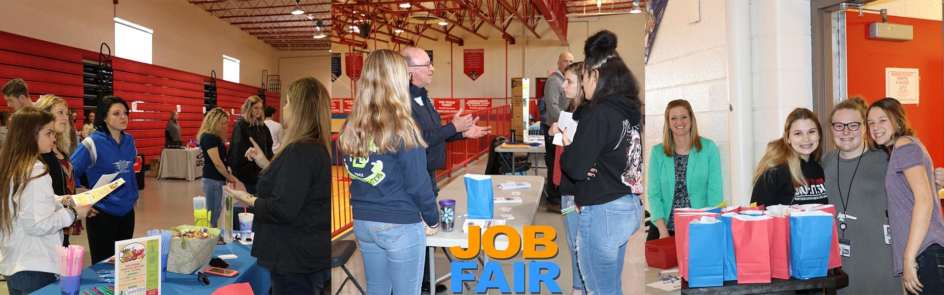 Senior and Junior Career Fair