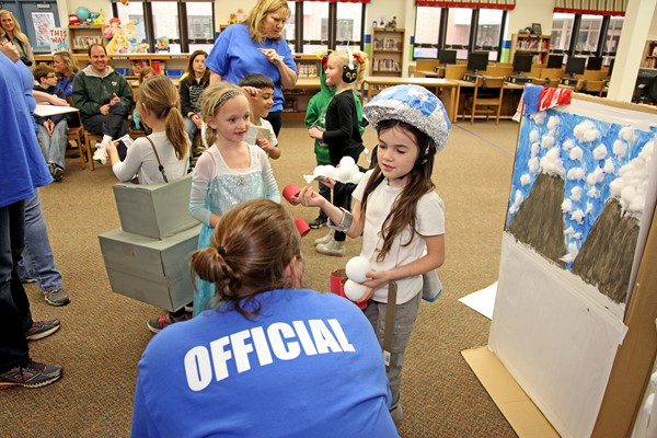 Odyssey of the Mind Tournament 2017