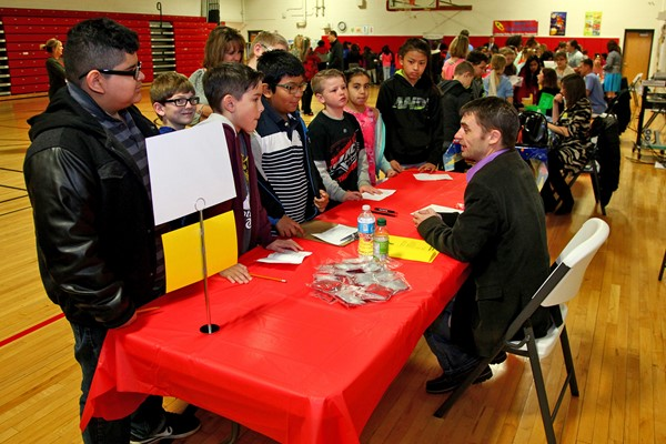 Ockerman Elementary Career Fair
