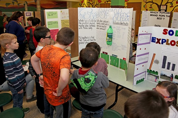 Kelly Science Fair