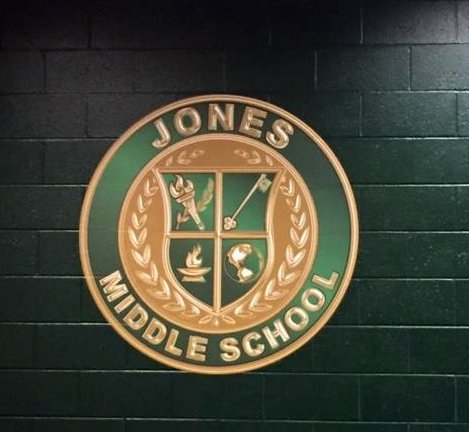 Changes at Jones Middle