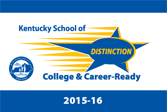 KY school of distiction, college ready 2015-16