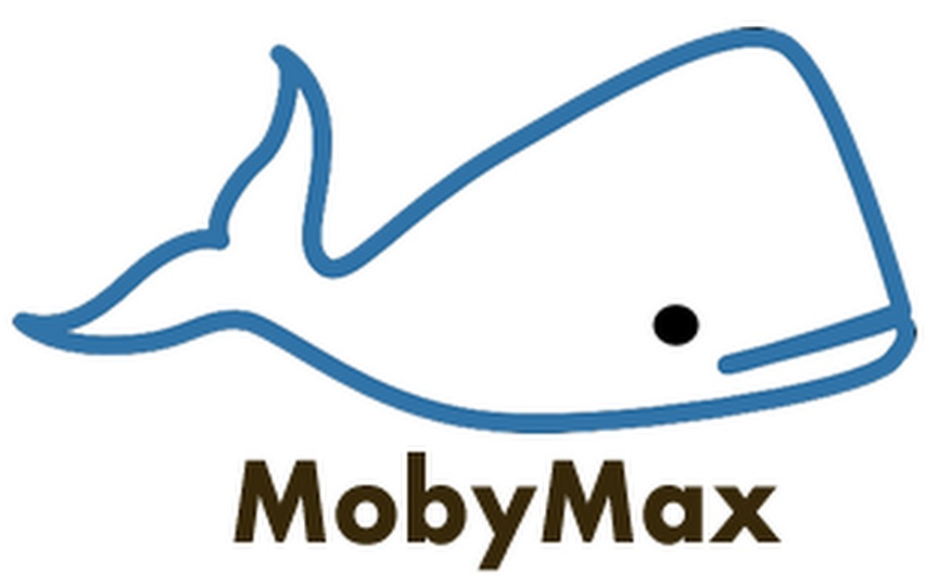 Moby Max Logo/Link